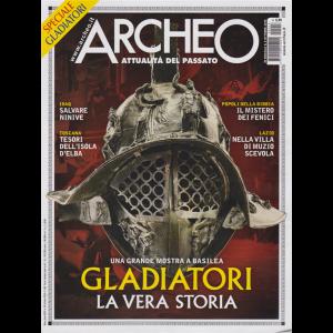 Archeo - n. 416 - ottobre 2019 - mensile