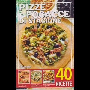 Pizze e focacce di stagione - n. 42 - 15/10/2019 - 40 ricette