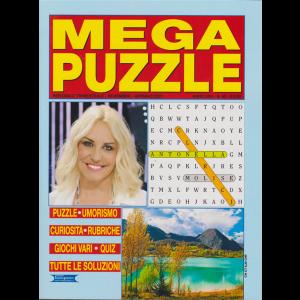 Mega Puzzle - n. 83 - trimestrale - novembre - gennaio 2020 -