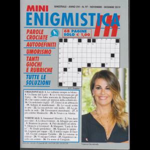 Mini Enigmistica In - n. 97 - bimestrale - novembre - dicembre 2019 - 68 pagine