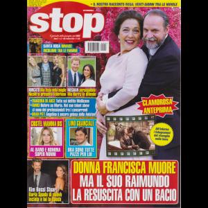Stop - n. 3 - 5 marzo 2019 - settimanale