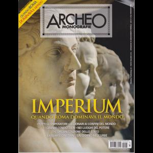 Archeo Monografie - - n. 33 - ottobre - novembre 2019 - bimestrale