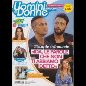 Uomini e  Donne Magazine - n. 33 - settimanale - 17 ottobre 2019