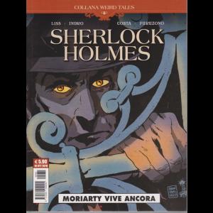 Cosmo Serie Blu - Moriarty Vive Ancora - Sherlock Holmes - 10 ottobre 2019 - n. 85 - mensile -