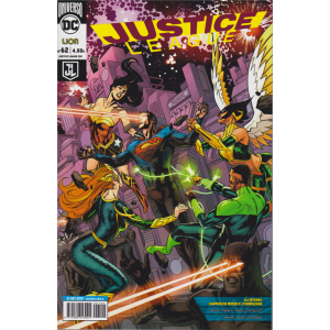 Justice League - n. 120 - 21 settembre 2019 - quindicinale