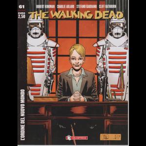 The Walking Dead - n. 61 - 12/10/2019 - bimestrale - L'ordine del nuovo mondo