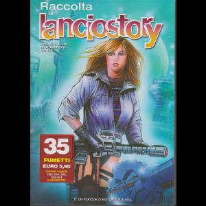 Raccolta di Lanciostory - n. 598 - 19 ottobre 2019 - mensile 35 fumetti