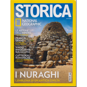Storica - n. 129 - National Geographic - novembre 2019 - mensile
