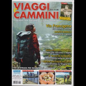 Viaggi e Cammini - n. 6 - trimestrale - novembre - gennaio 2020