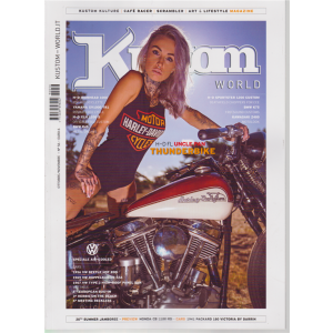 Kustom World - n. 56 - ottobre/novembre 2019 - bimestrale