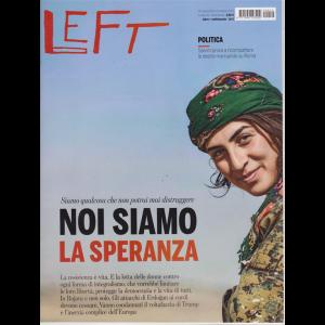 Left Avvenimenti - n. 42 - settimanale - 18 ottobre 2019 - 24 ottobre 2019