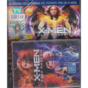 Sorrisi e Canzoni tv + dvd - X-Men dark phoenix -