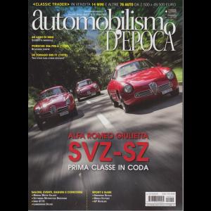 Automobilismo d'epoca - n. 10 - mensile - ottobre 2019 -