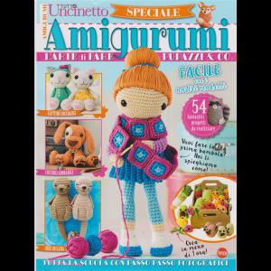 Tutto uncinetto speciale Amigurumi - n. 2 - bimestrale - ottobre - novembre 2019 -
