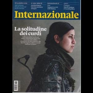 Internazionale - n. 1329 - 18/24 ottobre 2019 - settimanale