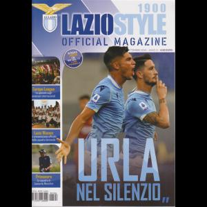 Lazio Style 1900 - Official magazine - n. 106 - settembre 2019 -