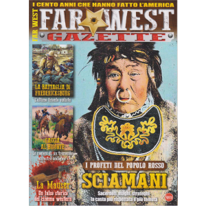 Far West Gazette - n. 15 - bimestrale - ottobre - novembre 2019