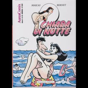 Aureacomix - Chiara di notte - n. 101 - 14 ottobre 2019 - mensile