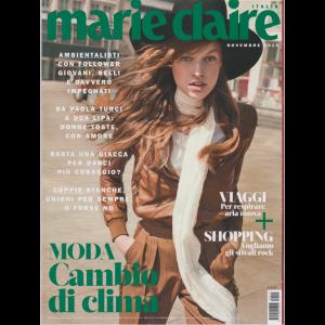Marie Claire - n. 11 - novembre 2019 - mensile