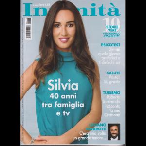 Intimita' - Silvia Toffanin - n. 43 - 30 ottobre 2019 - settimanale