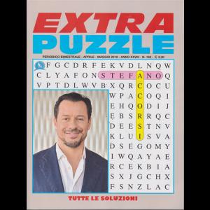 Extra Puzzle - n. 163 - bimestrale - aprile - maggio 2019 - Stefano Accorsi