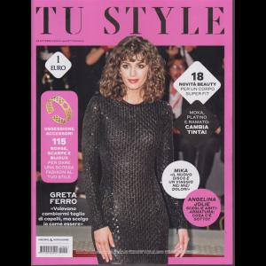 Tu Style - n. 44 - settimanale - 22 ottobre 2019