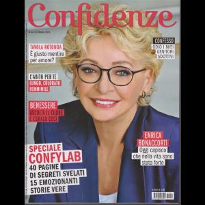 Confidenze - n. 44 - 22 ottobre 2019 - settimanale