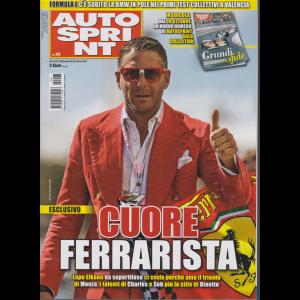 Autosprint - n. 43 - settimanale - 22/28 ottobre 2019