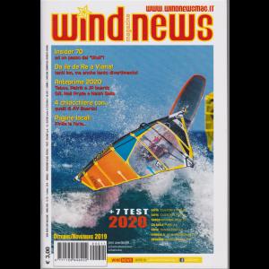 Wind news surf magazine - n. 7/8 - ottobre - novembre 2019 - mensile -