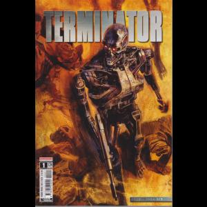 Terminator - n. 1 - mensile - 22/10/2019