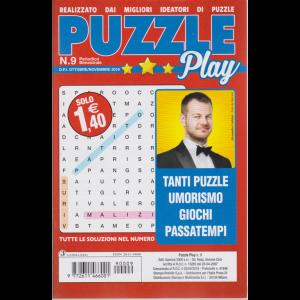 Puzzle Play - N. 9 - Bimestrale - ottobre - novembre 2019