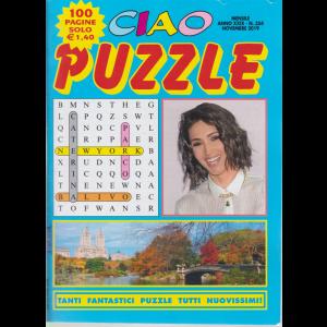 Ciao Puzzle - n. 354 - mensile - novembre 2019 - 100 pagine