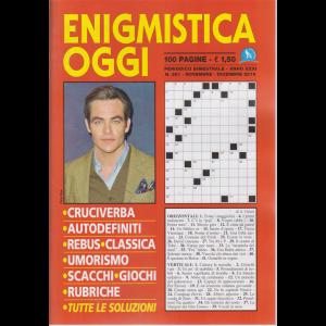 Enigmistica Oggi - n. 281 - bimestrale - dicembre 2019 - 100 pagine