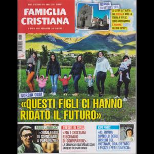 Famiglia Cristiana - n. 43 - 27 ottobre 2019 - settimanale