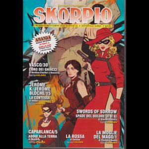 Skorpio - n. 2225 - 24 ottobre 2019 - settimanale di fumetti