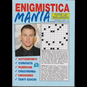 Enigmistica Mania - n. 4 - bimestrale - novembre - dicembre 2019 -