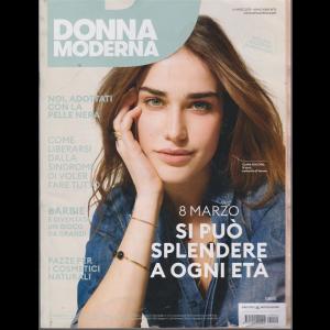 Donna Moderna - n. 12 - 6 marzo 2019 - settimanale