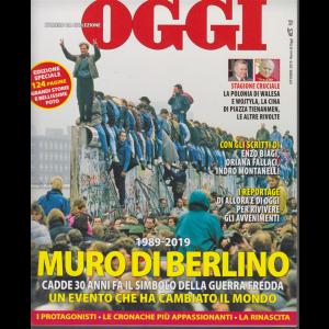 Nomi Di Oggi - La Caduta del muro di Berlino - numero da collezione - ottobre 2019 - 124 pagine