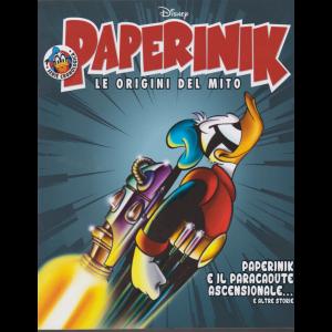 Paperinik - Paperinik e Il paracadute ascensionale e... e altre storie - n. 9 - settimanale