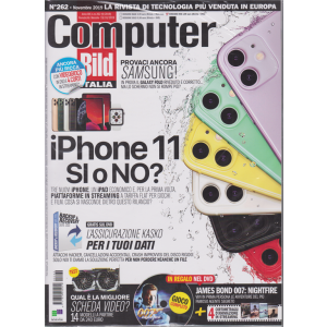 Computer Bild Dvd - n. 262 - novembre 2019 - mensile