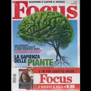 Focus + Focus storia - n. 325 - 22 ottobre 2019 - novembre 2019 - 2 riviste