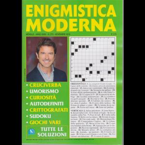 Enigmistica Moderna - n. 373 - mensile - novembre 2019 -