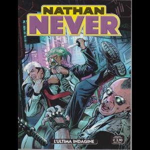 Nathan Never - L'ultima Indagine - n. 341 - mensile - ottobre 2019 -