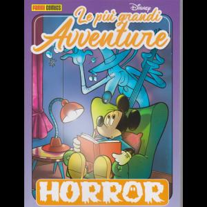 Le piu' grandi avventure - Horror - n. 4 - bimestrale - 20 ottobre 2019 -