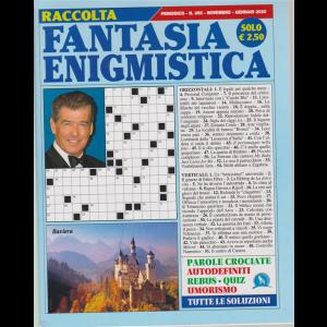 Raccolta Fantasia Enigmistica - n. 356 - novembre - gennaio 2020 -