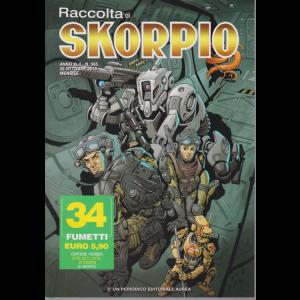 Raccolta di Skorpio - n. 565 - 26 ottobre 2019 - mensile - 34 fumetti