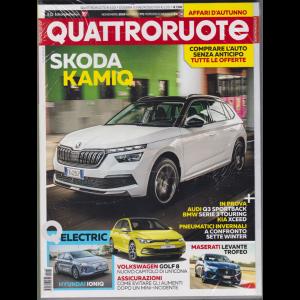 Quattroruote + Quattroruote Q Suv & Crossover - n. 771 - novembre 2019 - mensile - 2 riviste