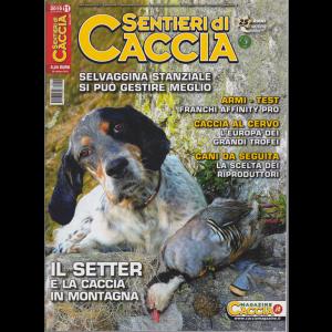 Sentieri di Caccia - n. 11 - mensile - novembre 2019 -