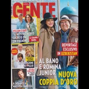 Gente - n. 43 - 2/11/2019 - settimanale di attualità