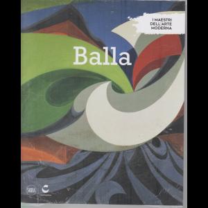 I Maestri dell'arte moderna - n. 41 - Balla - 26/10/2019 - settimanale1
